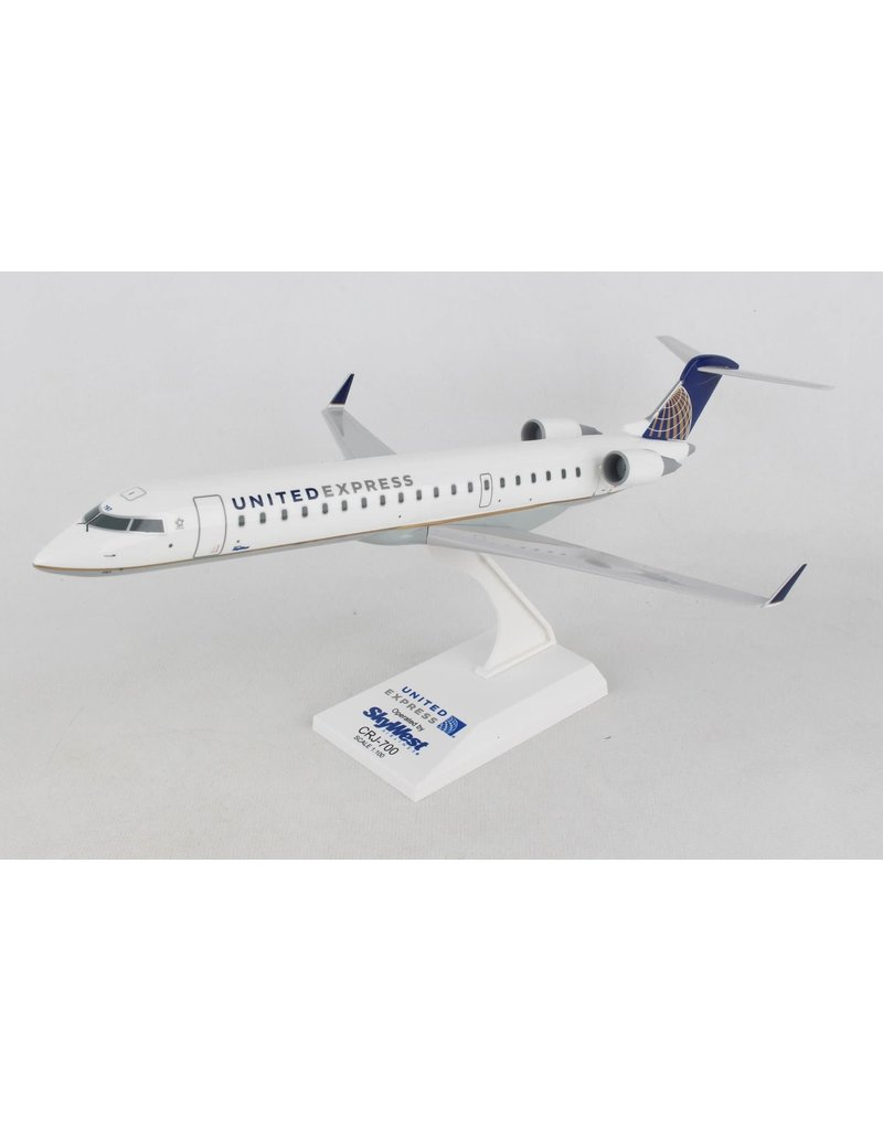 Skymarks United Express CRJ700 1/100
