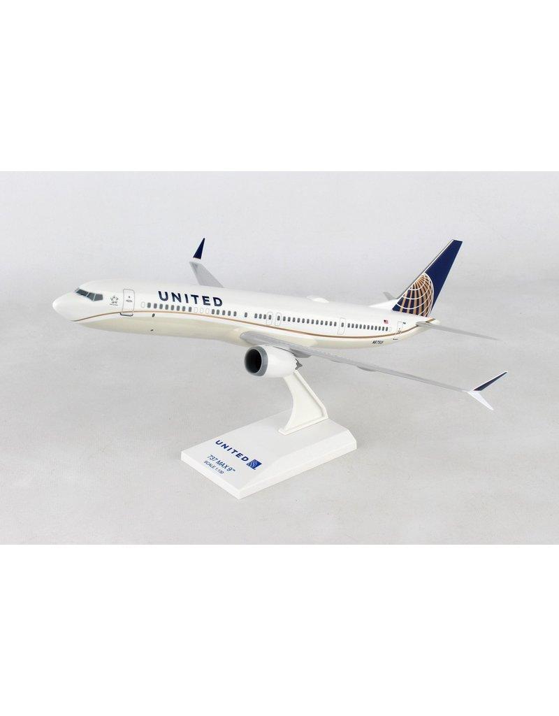 Skymarks United 737Max9 1/130