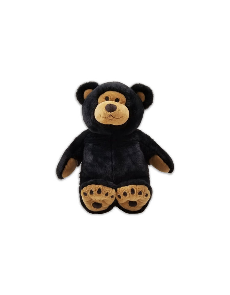 Little Buddy Black Bear- Warm buddy