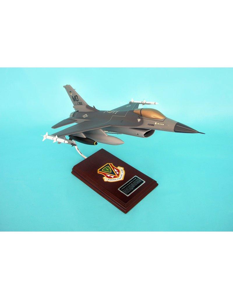 Exec Ser F-16C Fighting Falcon 1/32