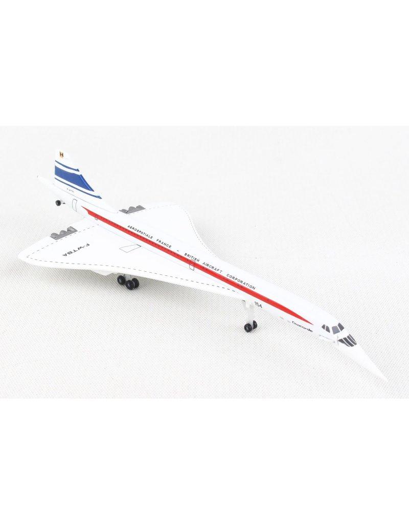 Herpa Aerospatiale/Bac Concorde 1/500 50