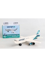 Best Lock WestJet 56 Pieces Construction Toy New Livery