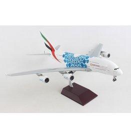 Gemini 200 Gemini200 Emirates A380 1/200 Blue Expo 2020
