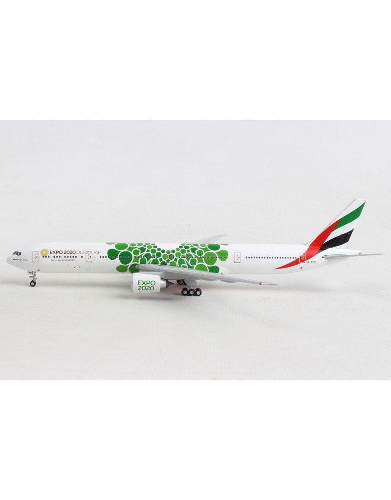 Gemini Emirates 777-300Er 1/400 Green Expo 2020