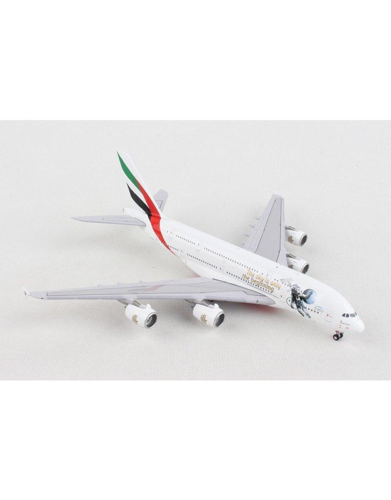 Gemini Emirates A380 1/400 Uae In Space