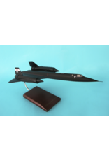 SR-71 Blackbird NASA 1/72