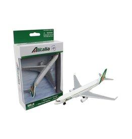 Alitalia Single Plane