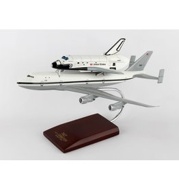 Exec Ser B-747 With Shuttle 1/200 Discovery