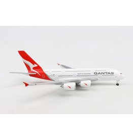 Herpa Qantas A380 1/500 New Livery 2017