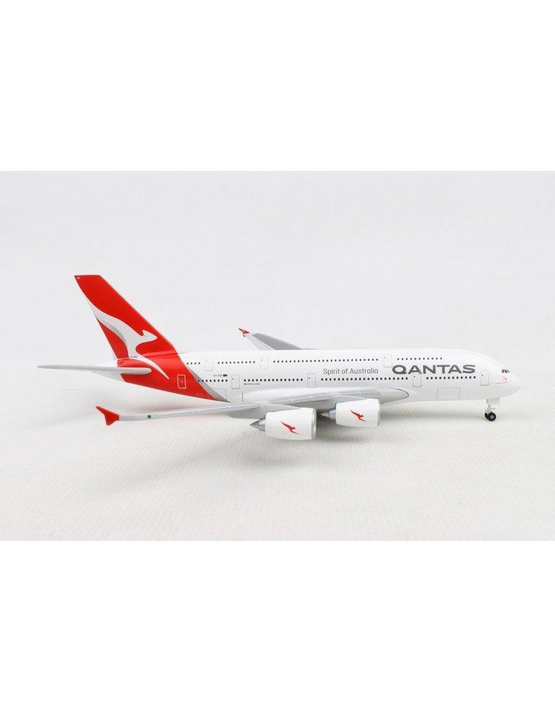 Herpa Qantas A380 1/500 New Livery 2017