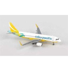 Gemini Cebu Pacific A320S 1/400 New Livery
