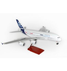 Skymarks Airbus House A380-800 1/100 W/Gear New Livery