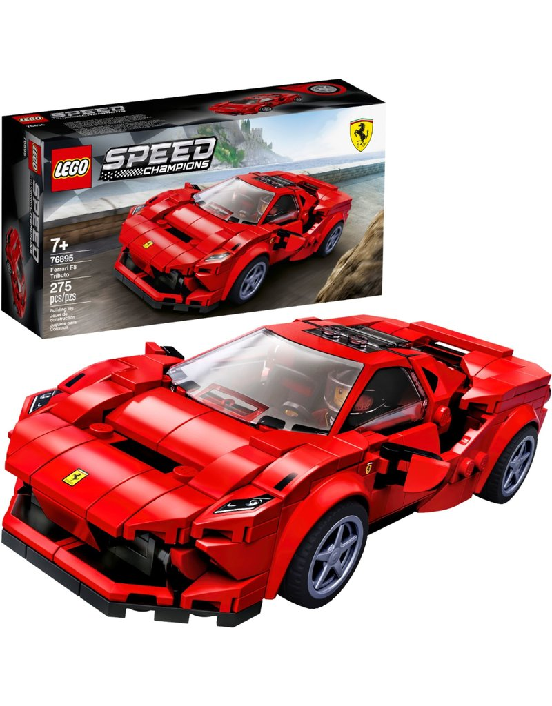LEGO LEGO Ferrari F8 Tributo