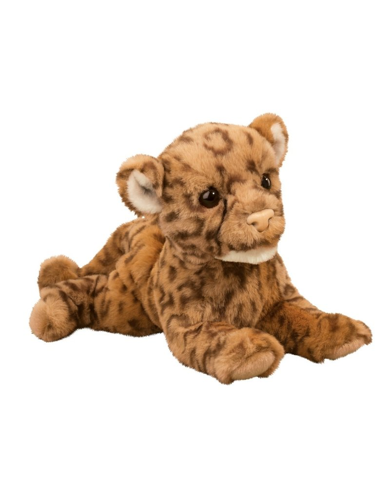 Douglas Lottie Leopard Cub Softie