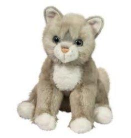 Douglas Rita Floppy Gray Cat