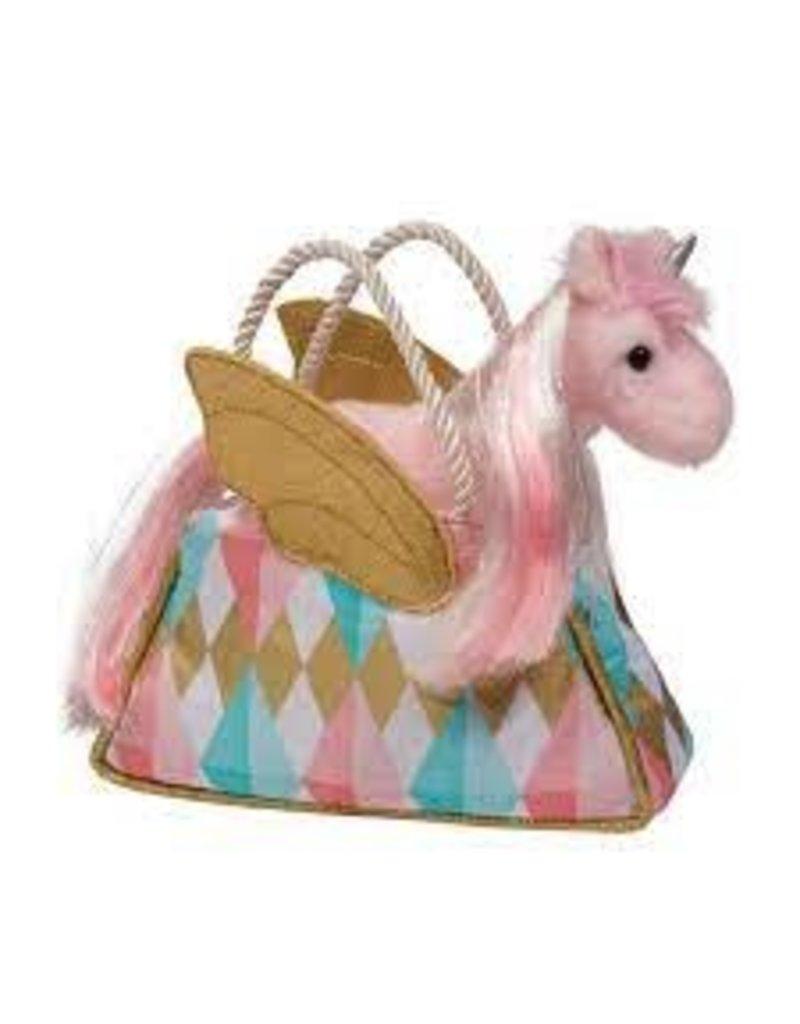 Douglas Glitter Fancy Sak w/ Princess Unicorn