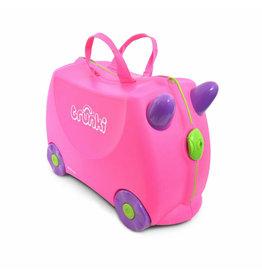 Trunki Trunki Ride-on Suitcase - Trixie Pink