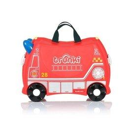 Trunki Trunki Ride-on Suitcase - Fire Truck