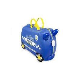 Trunki Trunki Ride-on Suitcase - Percy Police Car