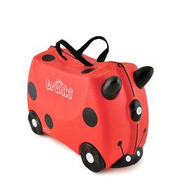 Trunki Trunki Ride-on Suitcase - Harley Ladybug