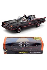 Toysmith Classic Batmobile with Figures