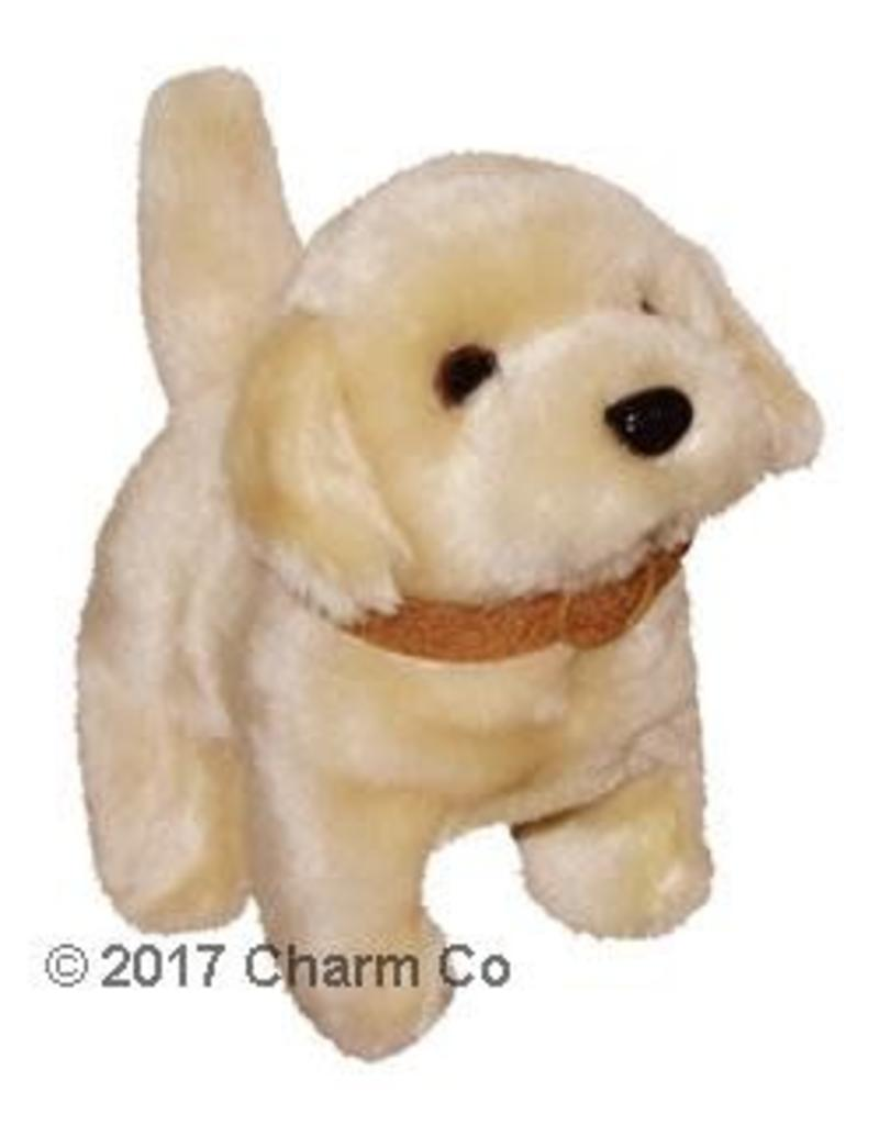Battery Operated Baby Retriever Dog