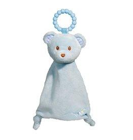 Douglas Blue Bear Lil Sshlumpie Teether