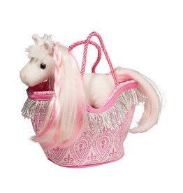 Douglas Pink Princess Horse Sassy Pet Sak