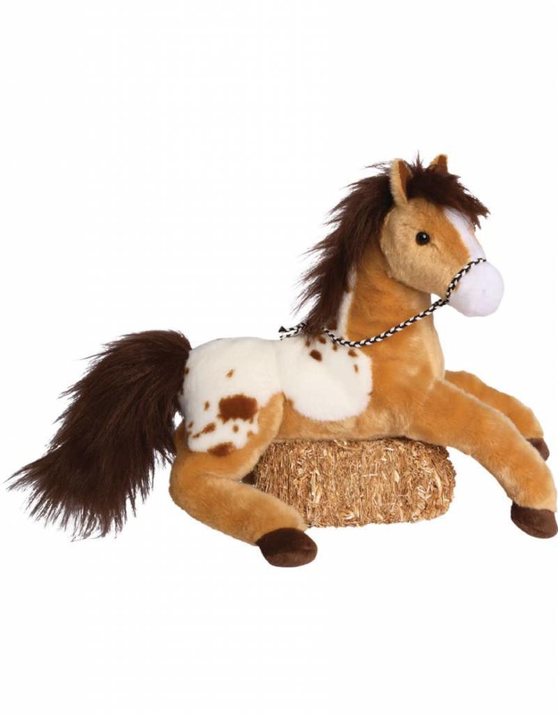 Douglas Glisten Golden Appaloosa Horse