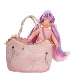Douglas Pink Mermaid Sassy Sak With Mermaid