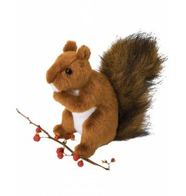 Douglas Roadie Red Squirrel 9""