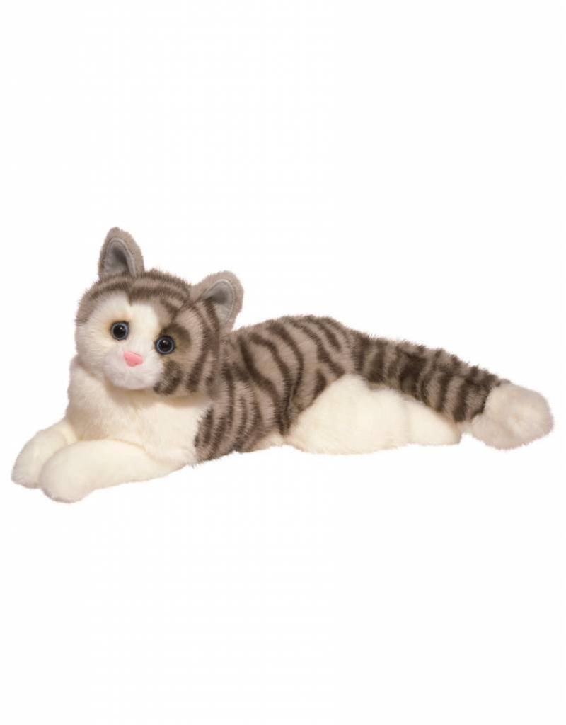 Douglas Smokey Gray Cat 19''