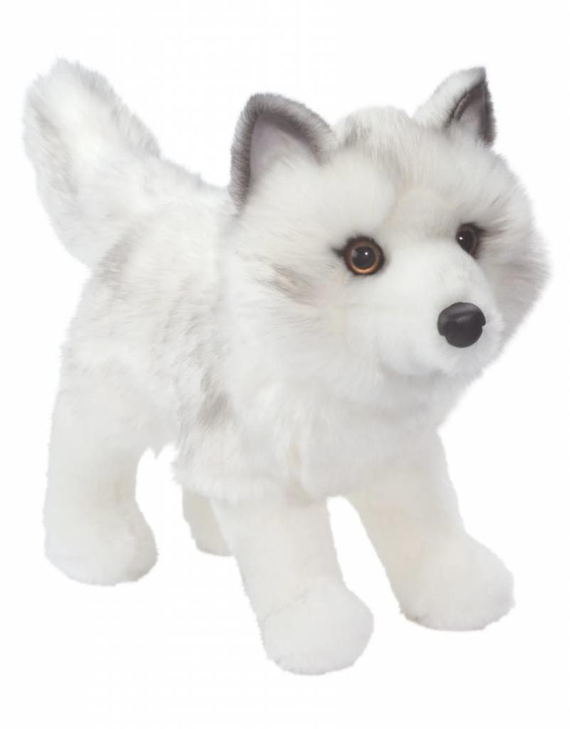 "Douglas Snow Queen Arctic Fox 10"""