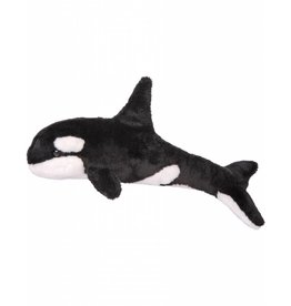 "Douglas Spout Orca Whale 13"" Plush Toy"