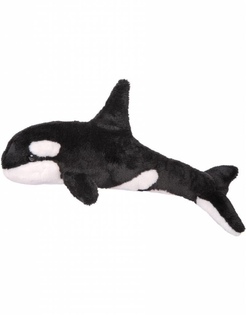 """Douglas Spout Orca Whale 13"""" Plush Toy"""