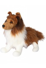 Douglas Whispy Shelti Dog 16""
