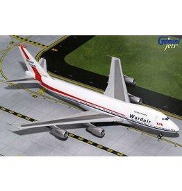 Gemini 200 Gemini Wardair 747-200  1/200