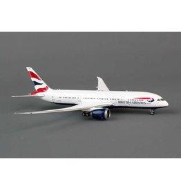 GEMINI BRITISH AIRWAYS 787-800 Reg# G-ZBJB 1/400