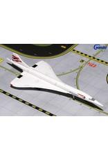 Gemini British Concorde 1/400(Gone)