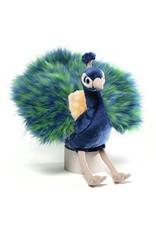 Gund Midnight Peacock