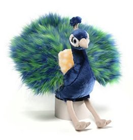 Gund Midnight Peacock