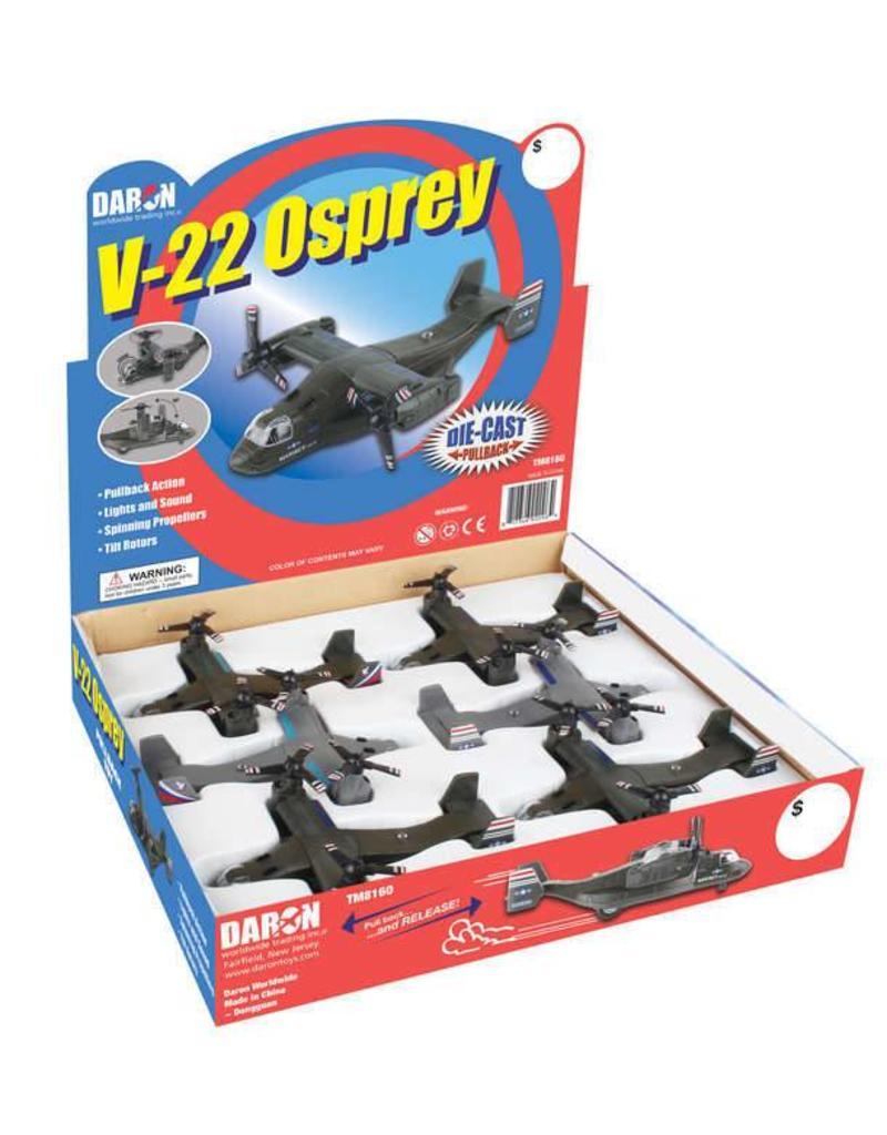 MV-22 Osprey  Pullback With Light & Sound