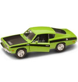 Ok Plymouth Barracuda 1969 1:18