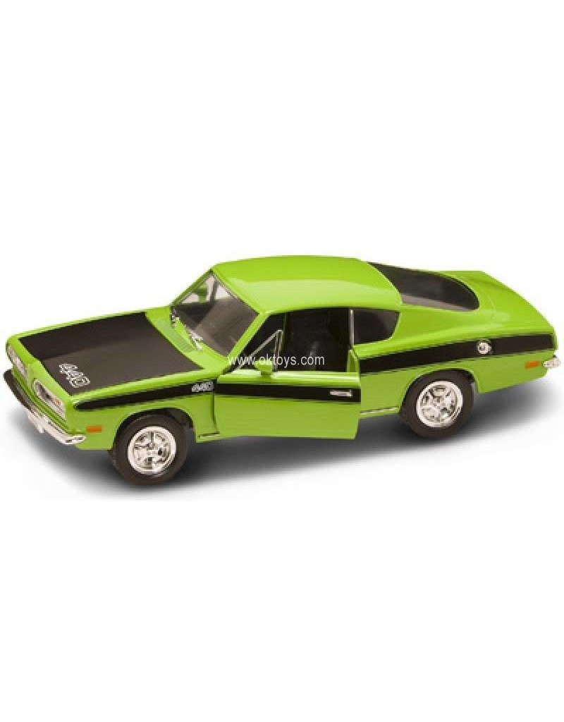 Ok Plymouth Barracuda 1969 1:18