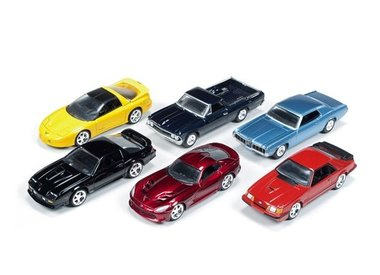 Diecast Cars & Toy Vehicles