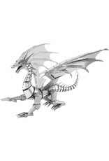Metal Earth Silver Dragon