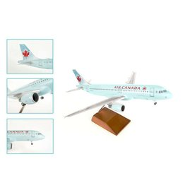 Skymarks Supreme Skymarks Air Canada A320 1/100 With Wood Stand