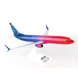 Skymarks Alaska 737-900Er 1/130 More To Love