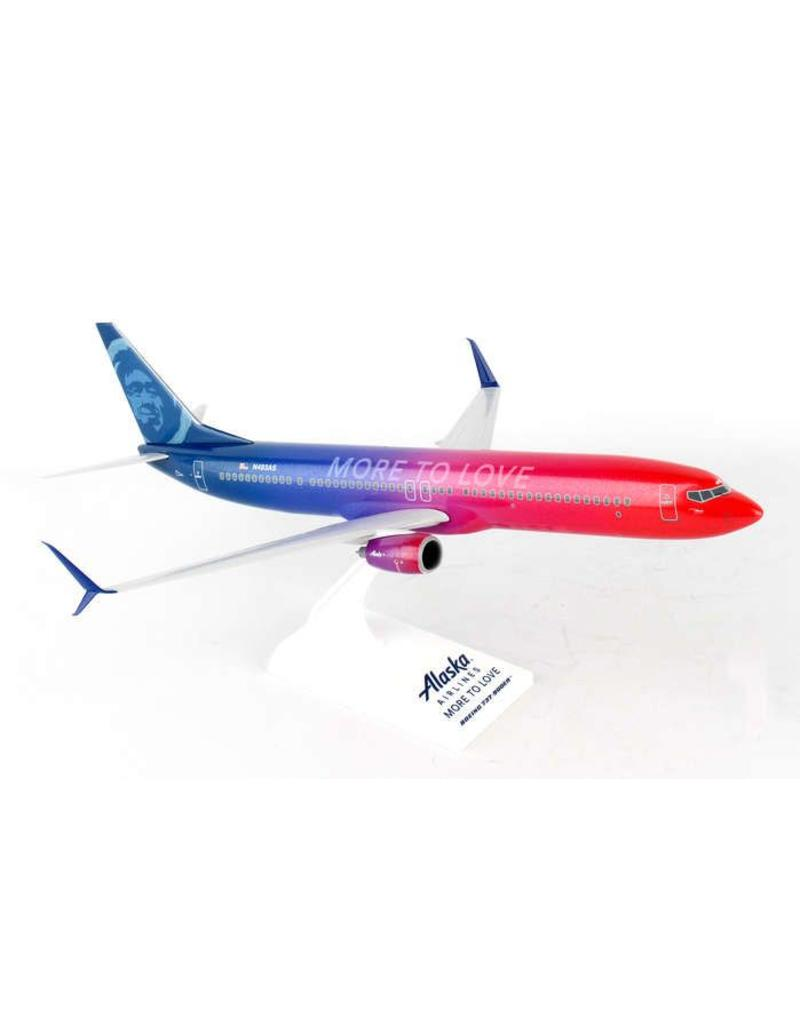 Skymarks Alaska 737-900Er 1/130 More To Love