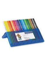 Staedtler Ergosoft ® Watercolor Pencils 24Pc